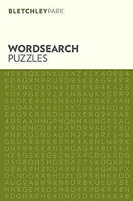 Bletchley Park Puzzles Wordsearch, Arcturus Publishing, Used; Acceptable Book