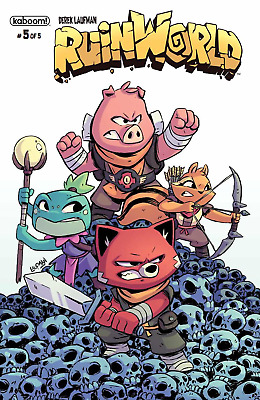 Ruinworld #5 (of 5) Comic Book 2018 - Boom