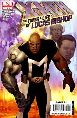 X-Men Times y Vida de Lucas Bishop #1 Cómic - Marvel