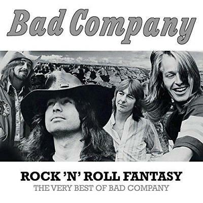 Rock 'N' Roll Fantasy: The Very Best Of Bad Company, Bad Company, Audio CD, New,