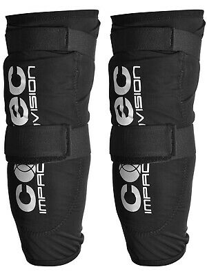 Bull-It Black Origin - without Protectors Pair of Motorcycle Elbow or Knee Pads