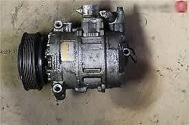Audi 4B0260805BX A/C  Compressor (USED) Fits: A6 2000 & Other Listed Vehicles