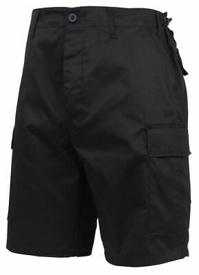 BDU Cargo Shorts Solid Colors Military Rothco Army Shorts