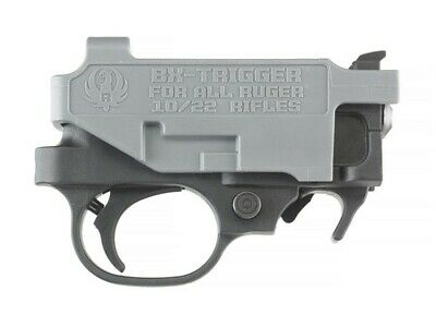 Ruger 90462 Drop-In BX-Trigger Compatible w/All 10/22 Rifles/Charger Pistols