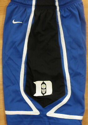 10a2e5fd3036 MENS NIKE DUKE Blue Devils Basketball Shorts L Large -  27.00