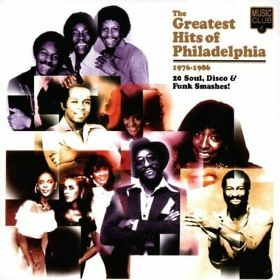 Various Artists : The Greatest Hits Of Philadelphia 1976-1 CD