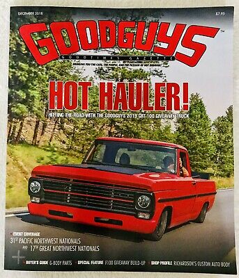 GoodGuys GoodTimes Gazette - December 2018