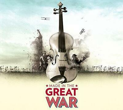 Made In The Great War, Sam Sweeney, Hugh Lupton & Rob H, Audio CD, New, FREE & F