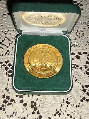 The National Geographic Medallion 1988 Issued by Royal Australian Mint Nice