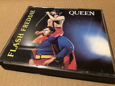 Queen Flash Freddie Live Wembley 1986 Double Cd Very Rare 2cd