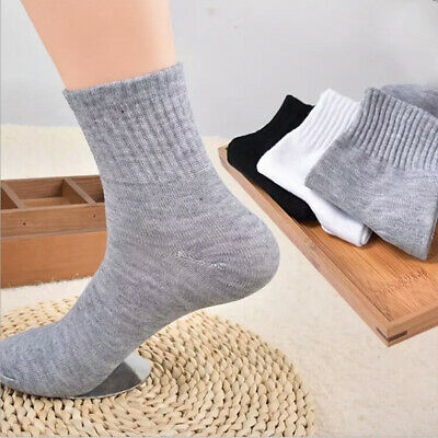 1Pairs 3Colors Men's Dress Socks Thermal Casual Soft Cotton Sport Sock Gift