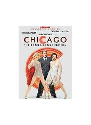 Chicago [DVD] [2003] [Region 1] [US Import] [NTSC] -  CD ROVG The Fast Free