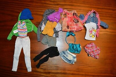 Liv Spin Master Fashions sets lot of 5 Original outfits clothes