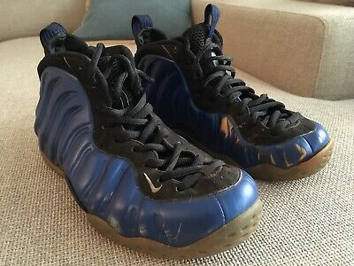 check out 003b7 16d94 Nike Foamposite Gr 40,5 1 2 7 8 Kein Retro 1997 Royal Blue
