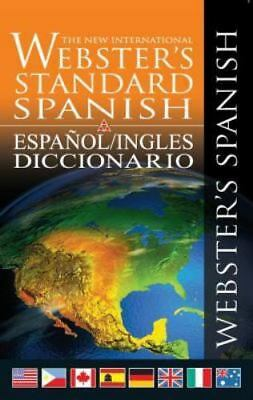 Websters English/Spanish Dictionary 2007, Paperback)