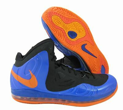 new product b2a6a 16ca3 Nike Air Max Hyperposite Qs Amare Stoudemire Pe Sz 16 Knicks Orange Blue  Sample