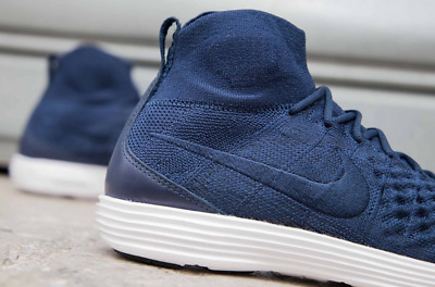 uk availability 407d2 ae409 Athletic Shoes Clothing, Shoes   Accessories Nike Lunar Magista II FK  Flyknit College Navy Blue 852614 401 SZ 8.5 9.5 ...