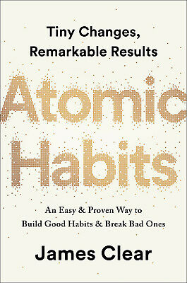 Atomic Habits - An Easy & Proven Way to Build by James Clear [PDF,epub,kindle]
