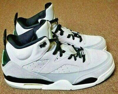 best website 7e8ff cf7c6 Nike Air Jordan Son Of Mars Low Shoes Size Grey emerald black 580603-