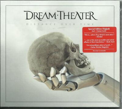 DREAM THEATER - Distance over time (lim. edition) (2019) CD digipack
