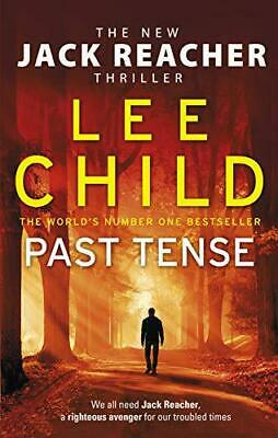 Past Tense: (Jack Reacher 23) by Child, Lee, Paperback Book, New, FREE & Fast De