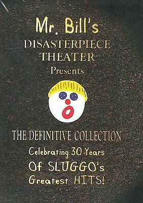 Mr. Bill's Disasterpiece Theater Definitive Collection (Classics/Does Vegas/Chr
