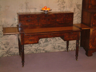 Fine early 19th Century, Gillows, Mahogany desk c 1820