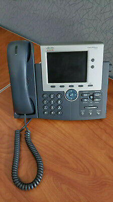 NEW CISCO CP-7945G Cisco Systems Unified IP Phone CP-7945G
