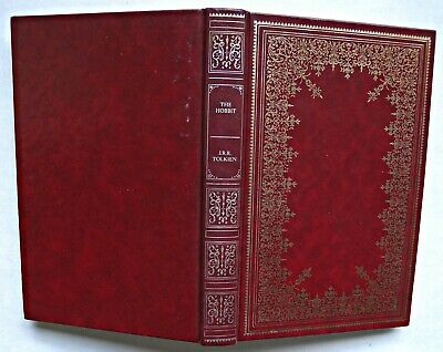 The Hobbit, By J.R.R Tolkien, Hardback, 1978 - 4th Edition - Guild Publishing