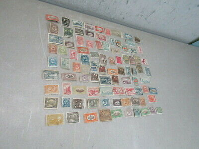 nystamps Russia Armenia many mint old stamp collection