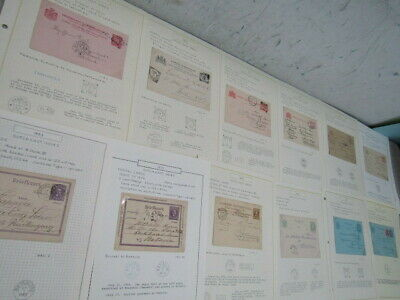 Nystamps Netherlands Dutch East Indies old stamp & Postal Card collection!