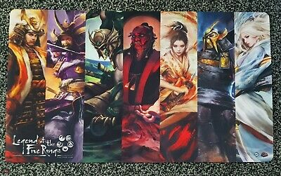Legend of the Five Rings-  L5R - Organised Play Playmat - (C)