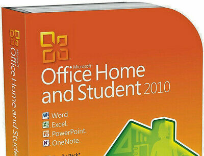 Microsoft Office 2010  Home & Student   Free Shipping!
