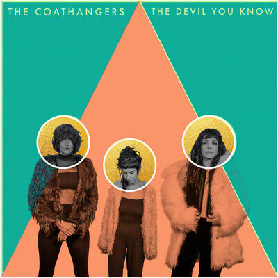 The Coathangers - The Devil You Know [New CD]