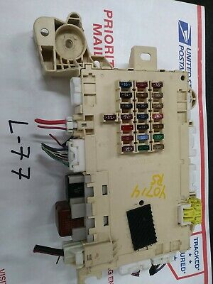 new oem gm fuse box relay junction block 84165235 89 99 picclick oem 01 02 lexus ls430 front interior fuse box relay junction block 82730 50100