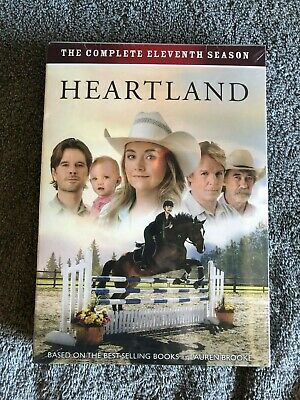 Heartland DVD Season 11 The Eleventh Complete New Sealed & Free Shipping!D