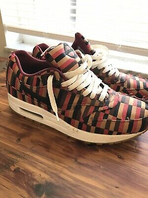 Details about Nike X ATMOS FREE WOVEN 4.0 QS ANIMAL CAMO PACK Size 6