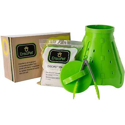 Ensopet Microbial Pet Waste Composting Kit