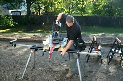 Mitre Saw Bench Universal Chop Evolution Workstation Table Stand Extensions DIY