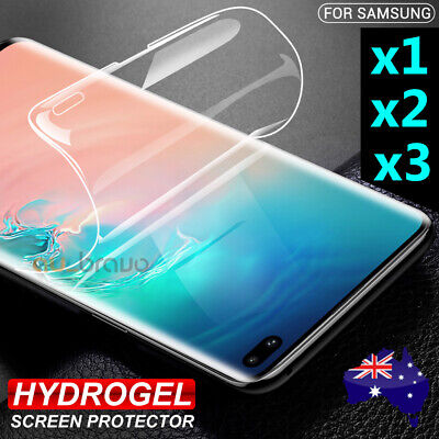 Samsung Galaxy S10 5G S10+ Plus Note 10 Plus HYDROGEL AQUA FLEX Screen Protector