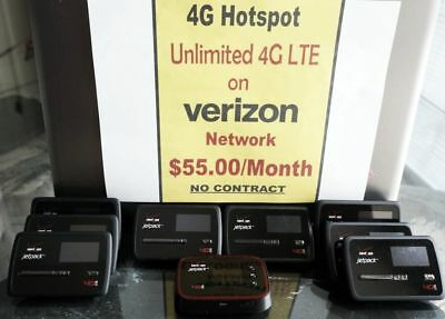 truly unlimited data 1 month Page Plus service 4G LTE speeds 6620L Hotspot