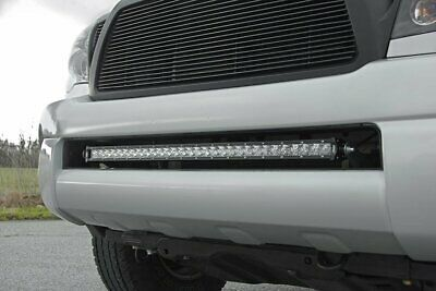 "Rough Country 30"" Custom LED Bumper Brackets (fits) 2005-2015 Toyota Tacoma"