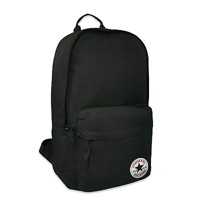 c17adabbdfc1 CONVERSE NEW BACKPACK Black EDC Poly Bag BNWT - £20.50