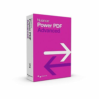 Nuance Power PDF Advanced 2.0 Free Shipping!