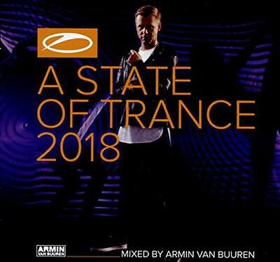 A State Of Trance 2018, Armin van Buuren, Audio CD, New, FREE & Fast Delivery