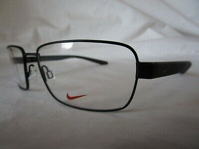 fe63ba8b0a NIKE EYEGLASS FRAME Nike 7071 1 002 Gloss Black 57-14-135 Optical ...