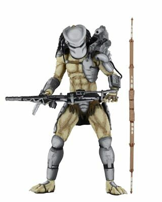 Aliens Vs Predator Arcade Appearance Warrior Predator Figure NECA IN STOCK