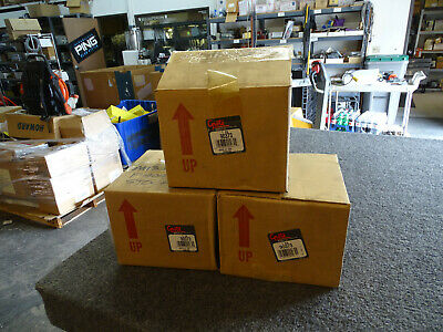 Lot of 3 Grote 90373 Yellow Beacon Replacement Lens BRAND NEW IN BOX