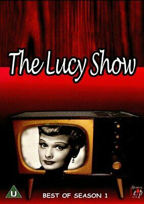 The Lucy Show - Best Of Series 1 [DVD] -  CD 3GLN The Fast Free Shipping