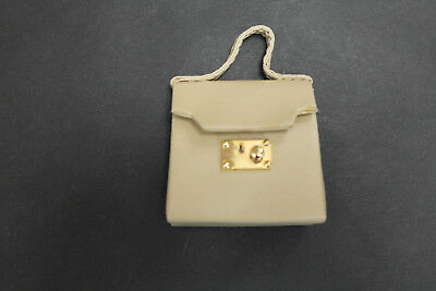 Franklin Mint Princess Diana Vinyl Doll Tan Purse